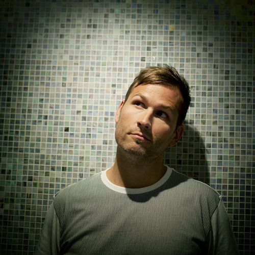 Kaskade, perhaps pondering his next getaway.