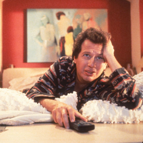 Shandling loathes himself like never before.