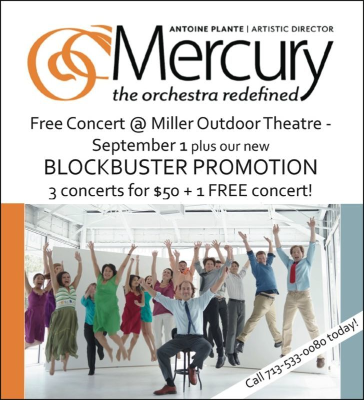 Mercury Baroque Ensemble