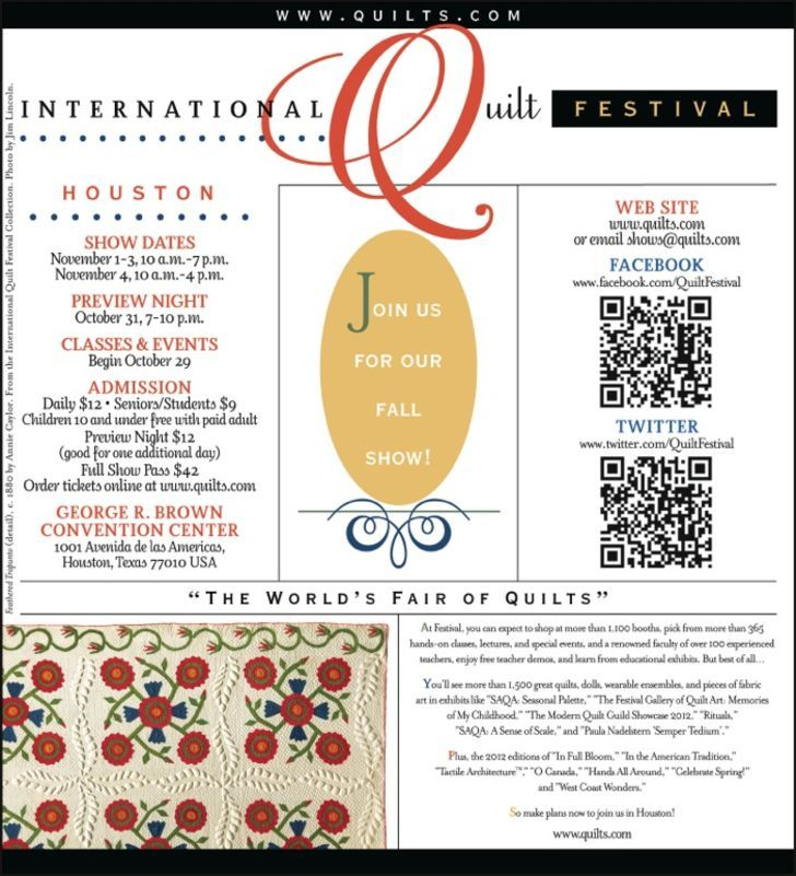 International Quilt Festival
