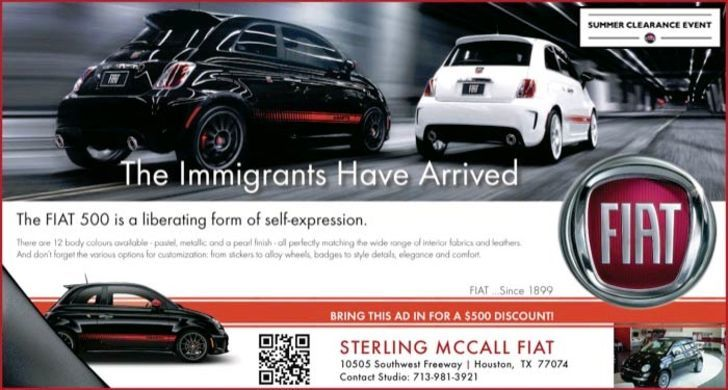 Sterling McCall Fiat