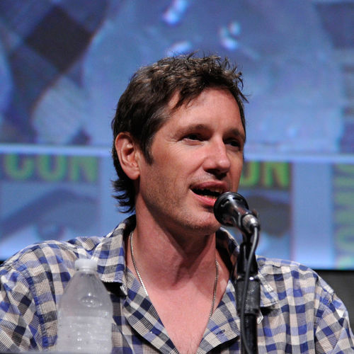 Director/Writer/Producer Paul W.S. Anderson at Resident Evil: Retribution panel at COMIC-CON 2012.