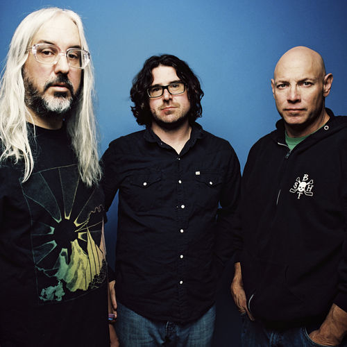 The original lineup of Dinosaur Jr. reunited in 2005.