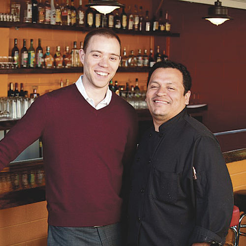 Bobby Heugel and Alex Padilla are helping take the original Ninfa's and the Antone's chain in great new directions.