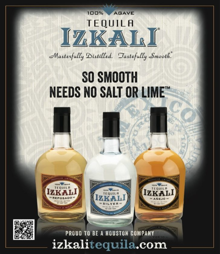 Izkali Tequila
