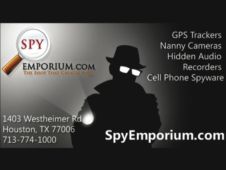 Spy Emporium 