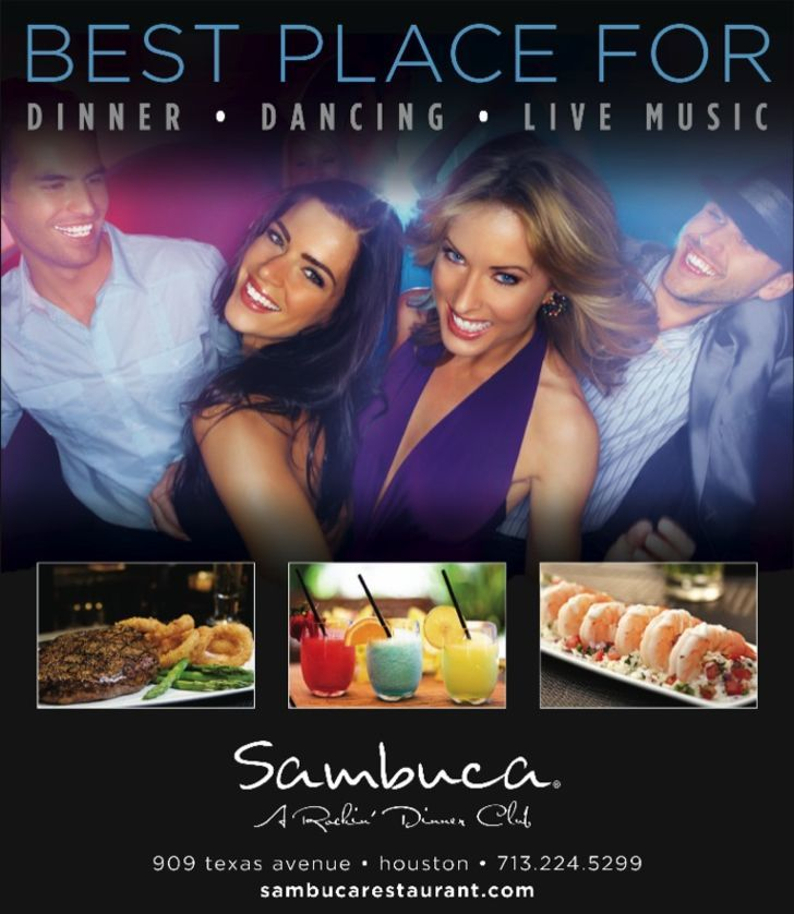 Sambuca Jazz Cafe & Restaurant