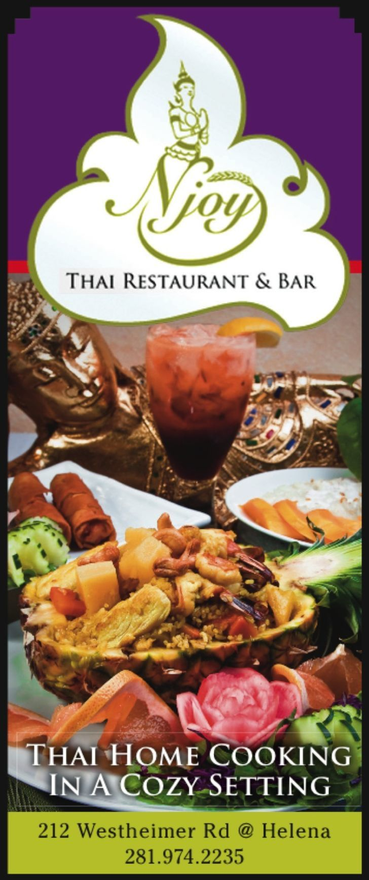 Njoy Thai Restaurant & Bar 