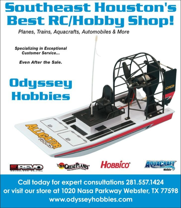 Odyssey Hobbies