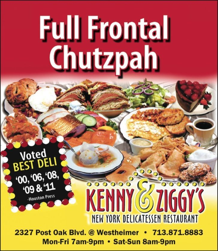 Kenny & Ziggy's Deli