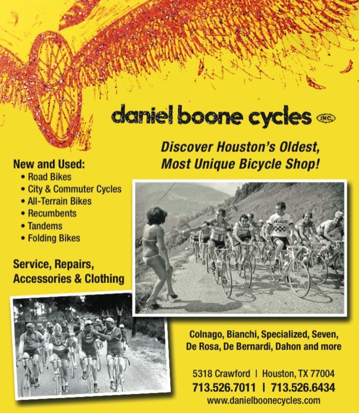 Daniel Boone Cycle Shop