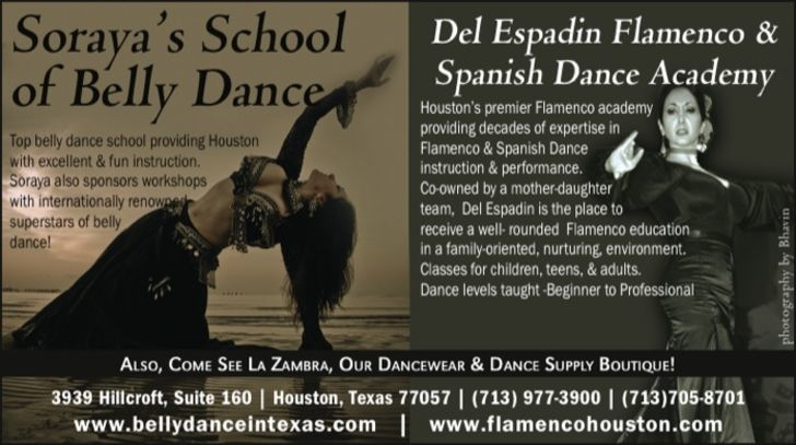 Del Espadin Flamenco & Spanish Dance