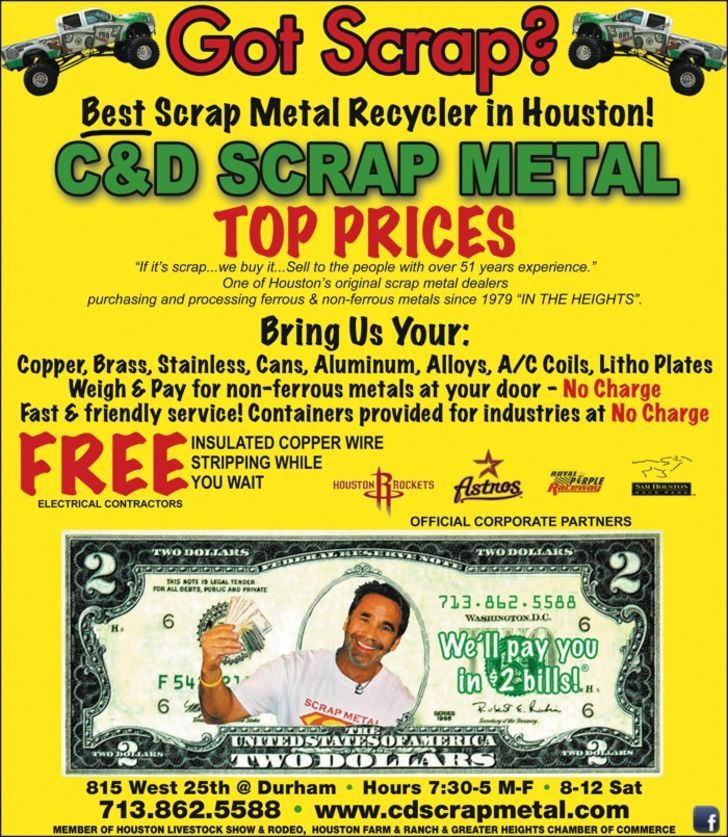C&D Scrap Metal
