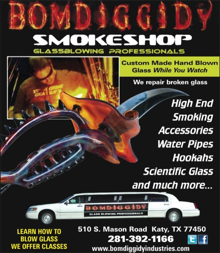 Bomdiggity Smoke Shop