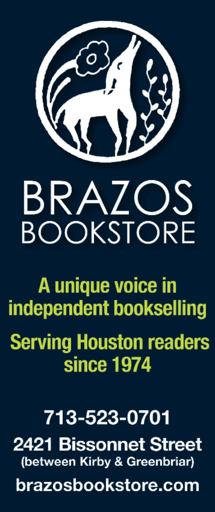 Brazos Bookstore