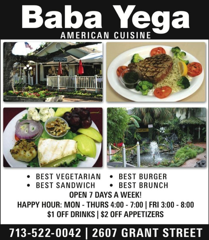 Baba Yega Restaurant