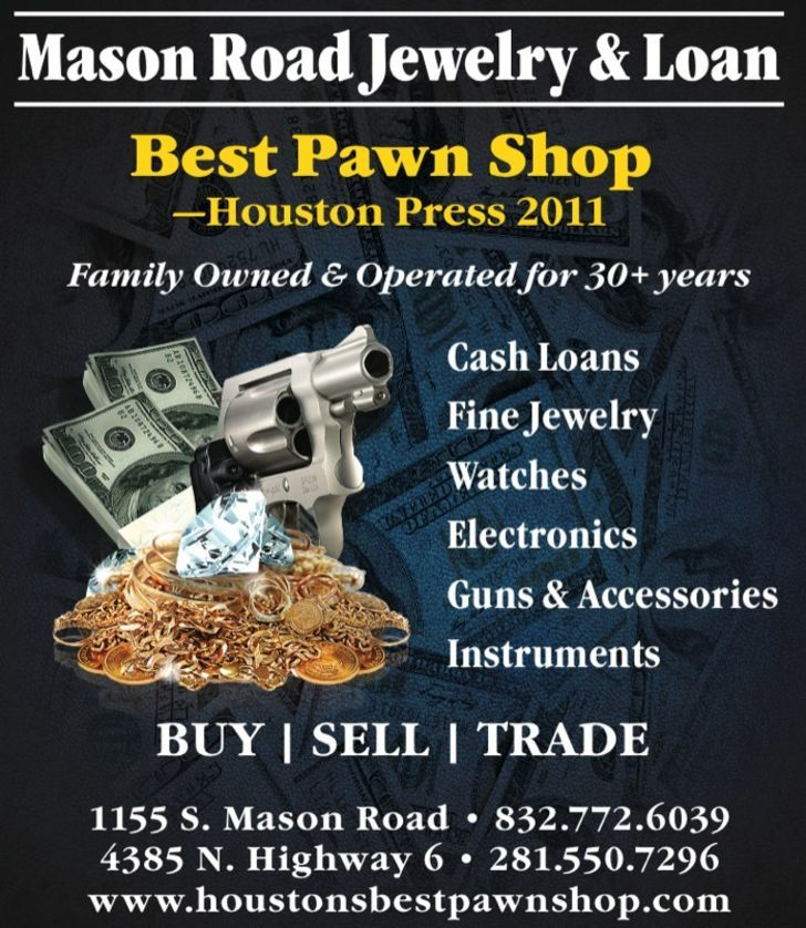 Mason Road Jewelry & Loan