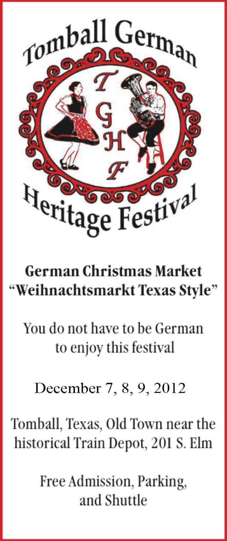 Tomball German Fest