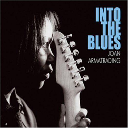 Armatrading's pop voice doesn't make the leap into the blues; her guitar does.