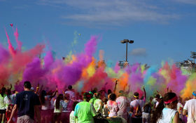 Thumbnail for Graffiti Run at University of Houston