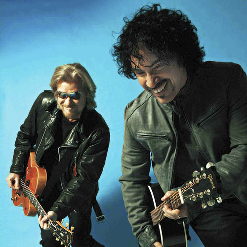 Hall & Oates are watching you.