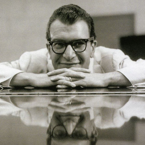 Dave Brubeck on the cover of 2003's The Essential Dave Brubeck.