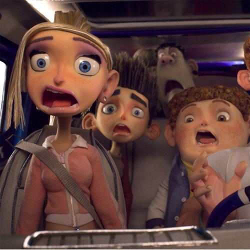 ParaNorman is the heartwarming — yes, heartwarming — animated story of a boy who talks to ghosts.