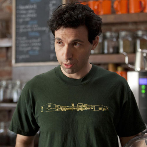 Alex Karpovsky in Girls.