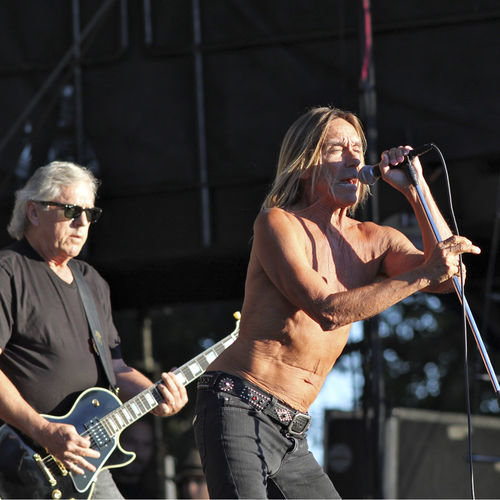 Iggy and the Stooges' new album, Ready to Die, will be out by the time the band plays Free Press Summer Fest in June.