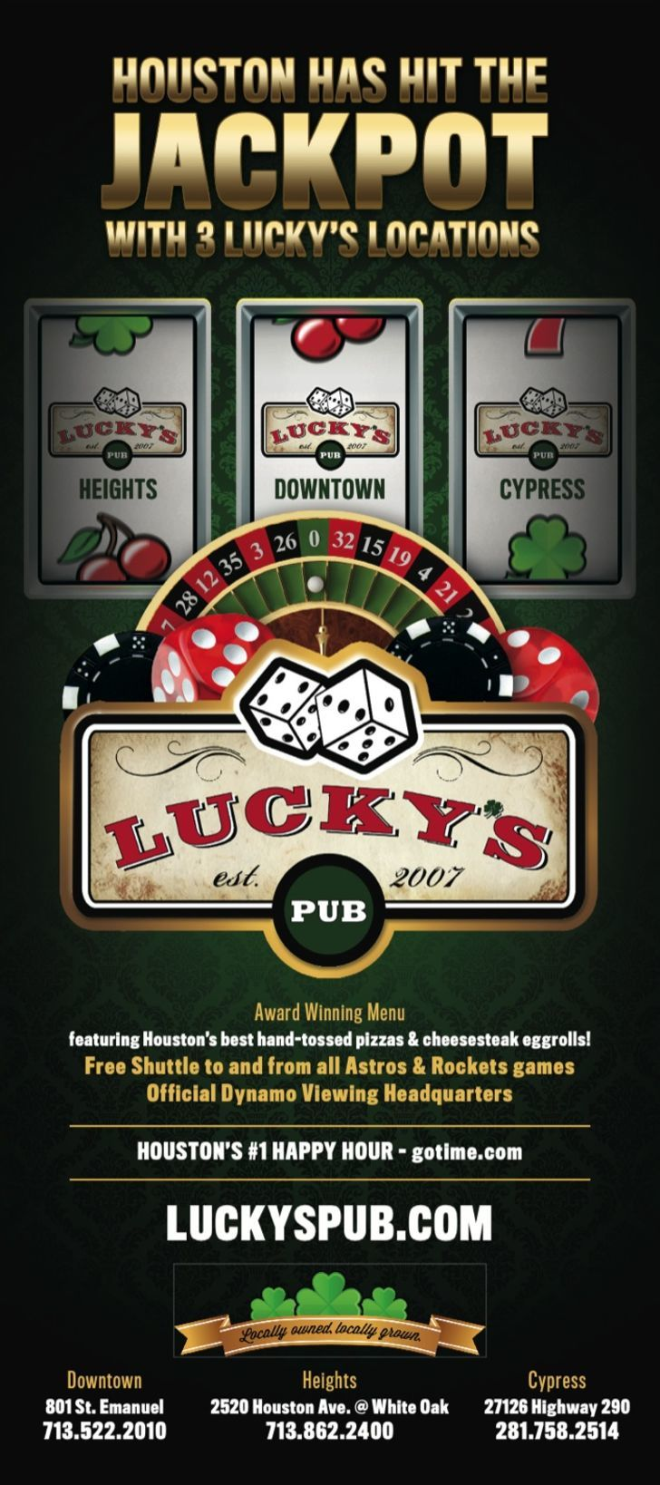 Lucky's Pub