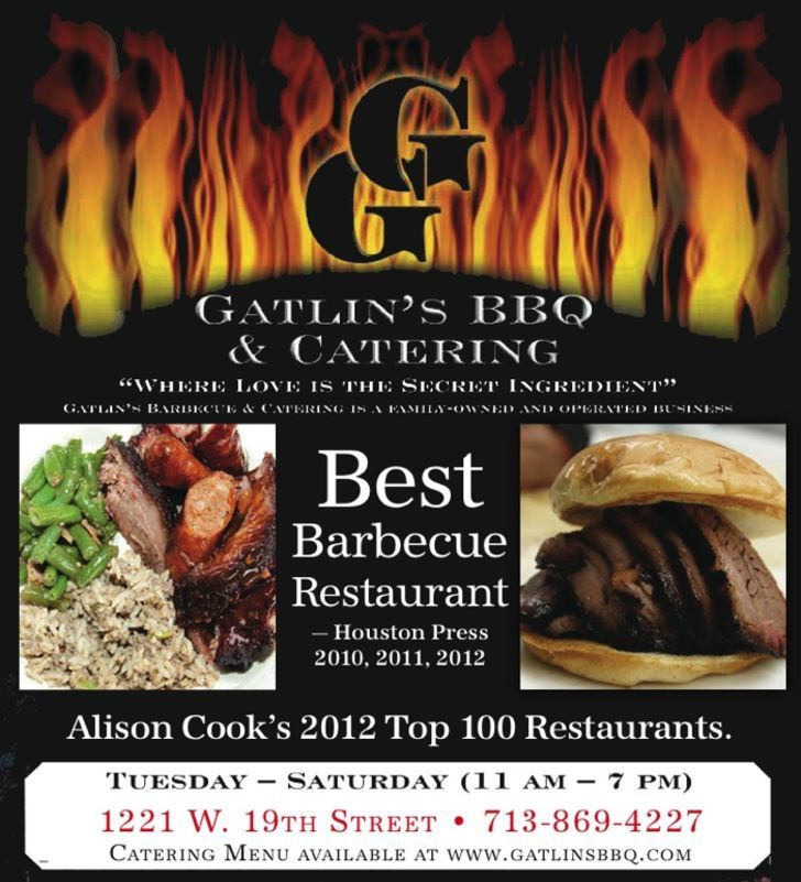 Gatlins BBQ