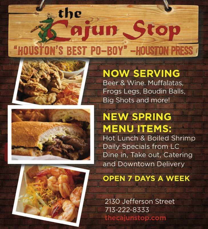 The Cajun Stop