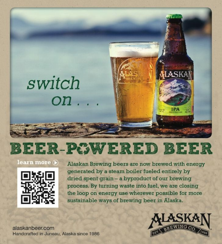 Ben E. Keith - Alaskan Brewing