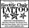 Electric Chair Tattoo &amp; Piercing