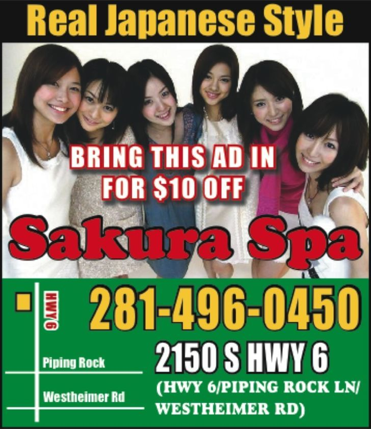 Sakura Spa