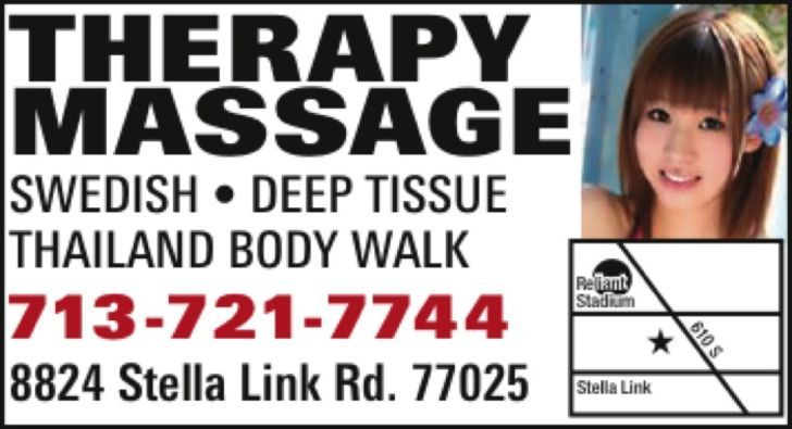 Therapy Massage