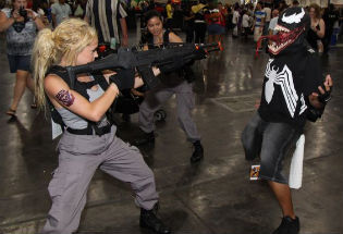 10 Things Not to Miss at Comicpalooza