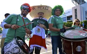 Thumbnail for Soccer Night At Reliant: Mexico Vs. Nigeria