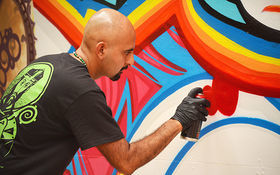 Thumbnail for Graffiti Unveiling Party: Street Art Comes To Greenstreet