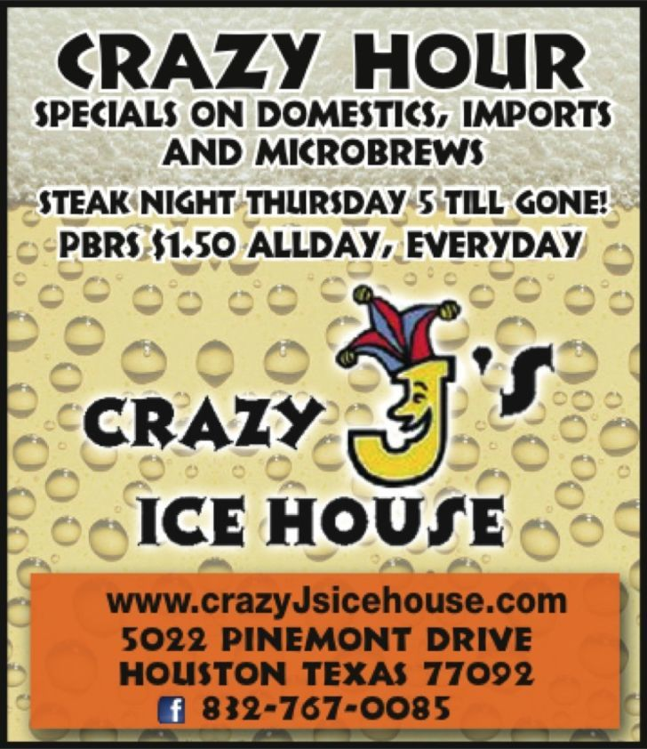 Crazy J's Ice House