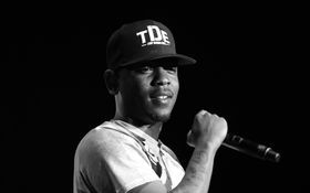 Thumbnail for Good Kid, Space City: Kendrick Lamar (And Fans) at Reliant Arena, 6/11/2013