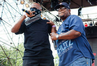 Free Geto Boys Show On July 4th