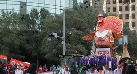 Houston on Parade: The 64th Annual Thanksgiving Day Parade