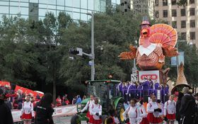 Thumbnail for Houston on Parade: The 64th Annual Thanksgiving Day Parade