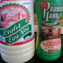 Taste Test Battle: Low-Fat Egg Nog