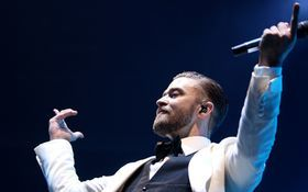Thumbnail for Justin Timberlake Hits the Stage in Houston