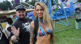 The 2014 Gathering of the Juggalos Opens Up in Ohio (NSFW)