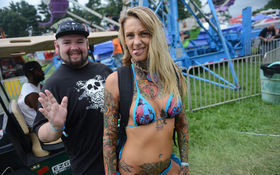 Thumbnail for The 2014 Gathering of the Juggalos Opens Up in Ohio (NSFW)