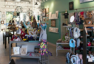The Five Best Shops to Find Texas Artists