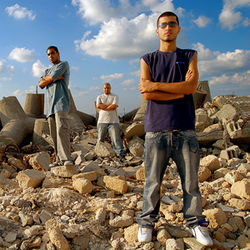 Palestinian Rapperz address inequality, rape, terrorism and general civic mayhem.